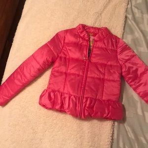 Lilly coat size girls 12-14